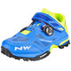 Northwave Enduro Mid Shoes Men yellow/blue